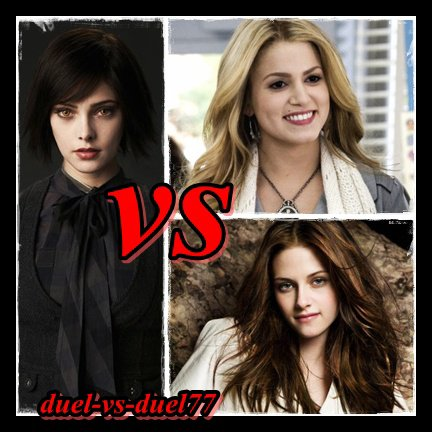 Kristen Stewart vs Ashley Greene vs Nikki Reed - duel-vs ...