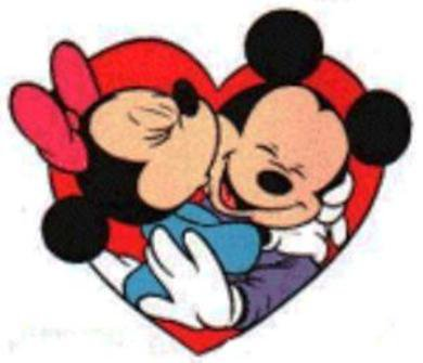 Minnie Mouse And Mickey Mouse Kissing >> Blog de Mickey-Minnie1722 - Mickey et Minnie - Skyrock.com