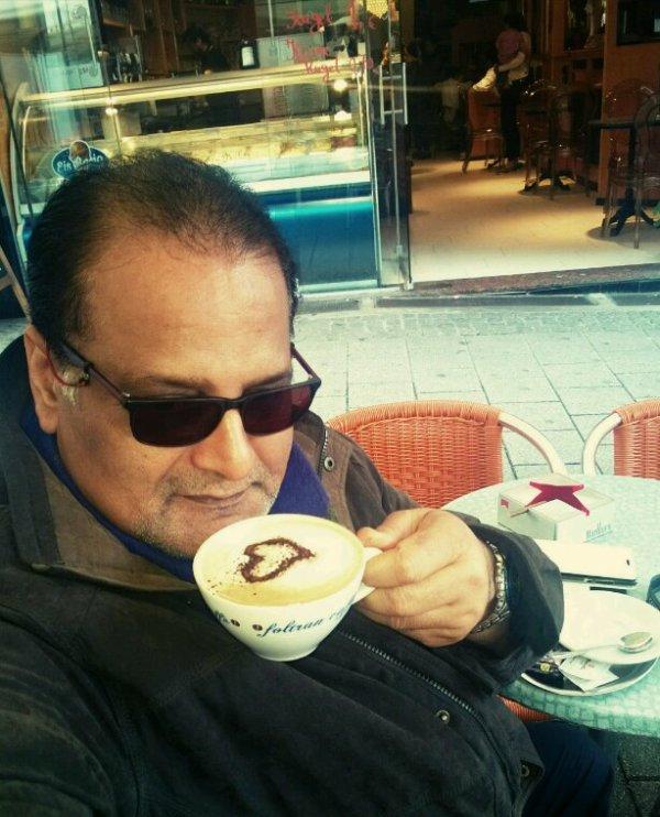 Guten Morgan Deutschland.. president Agha Hassan Syed and Jamal Takkko France