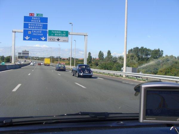 A16 autoroute #