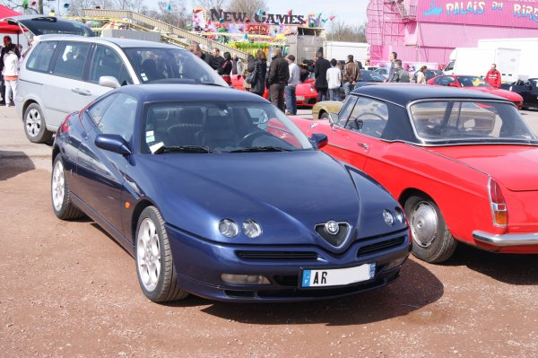 alfa romeo gtv 3 0 v6 1998 street cars. Black Bedroom Furniture Sets. Home Design Ideas