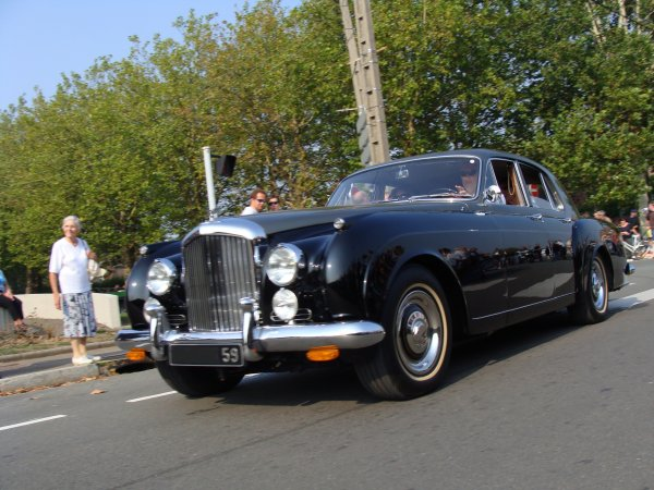 Bentley S1 Continental Flying Spur 1955