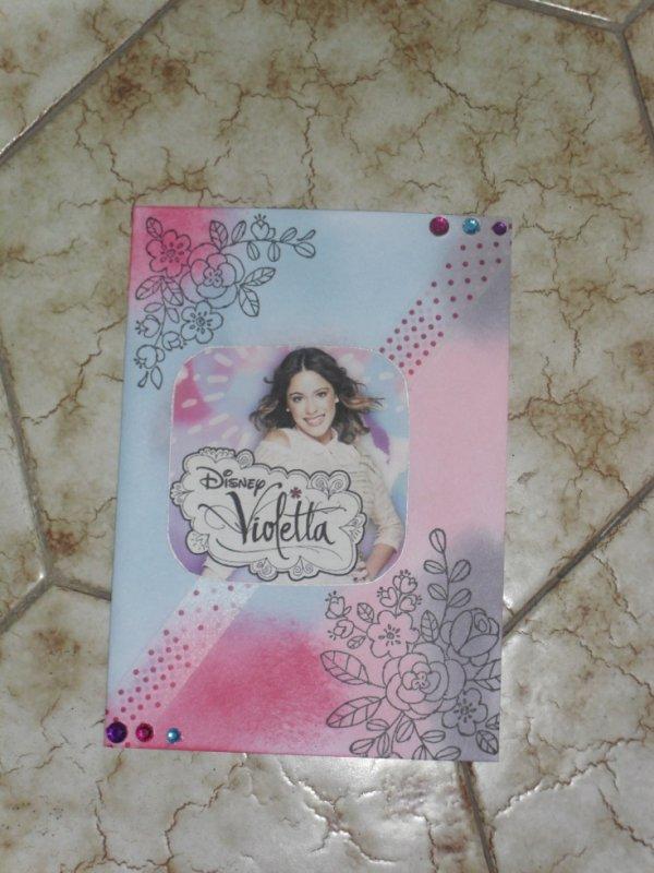 Carte violetta !