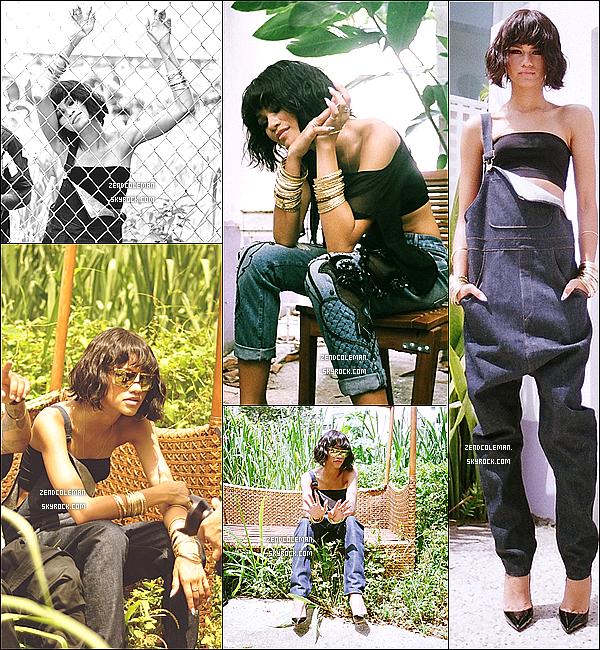 . Découvrez un nouveau photoshoot de Zendaya Coleman - 2014.    .