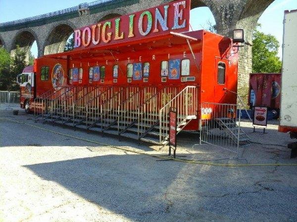 le cirque D HIVER BOUGLIONE � aix en provence !!!!