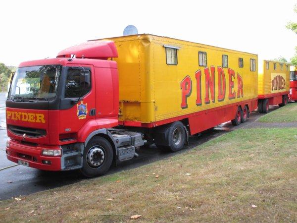 le cirque PINDER � nantes !!!!