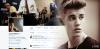 Justin toujours au top sur Twitter