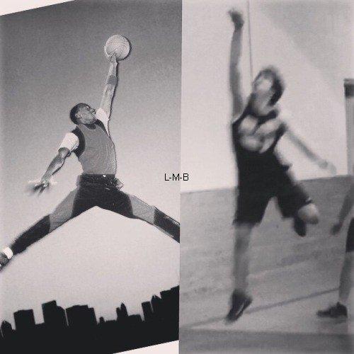 Photos et vidéo postée par Justin sur Instagram