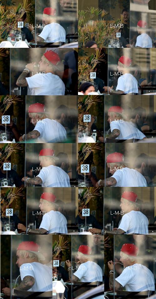 Photos diverses de Justin + Photo postée sur Shots of me