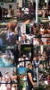 Justin à la piscine à Miami