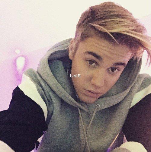 Photos postées par Justin sur Instagram