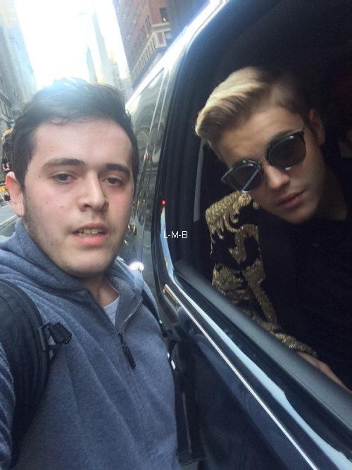Photos et vid�o de Justin (suite)