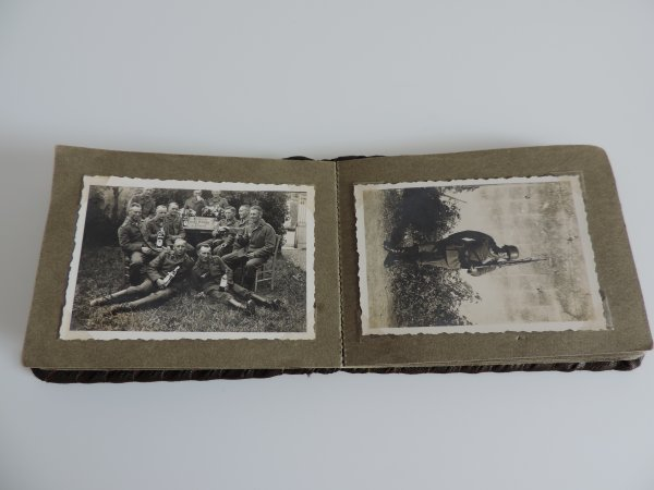 ALBUM LUFTWAFFE ALLEMAND WW2
