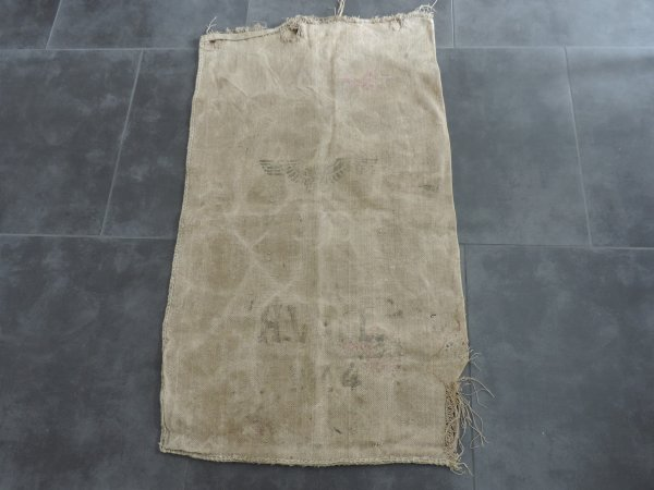 SAC A PROVISIONS ALLEMAND WW2