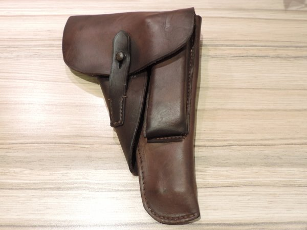 HOLSTER BROWNING GP35 ALLEMAND WW2
