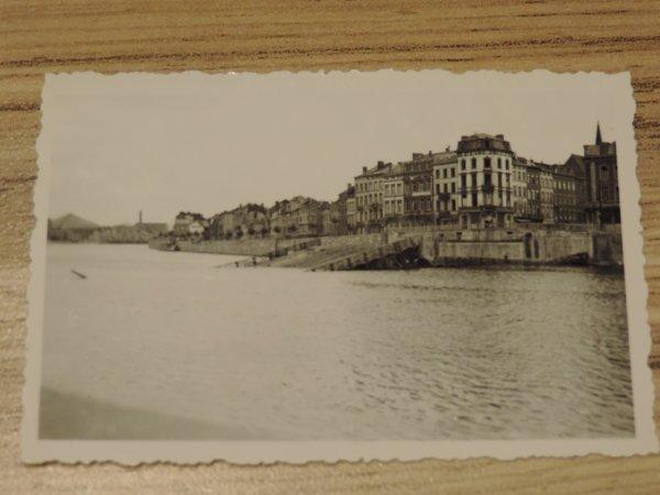 PONT DES ARCHES LIEGE WW2