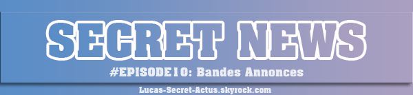 #SECRETNEWS - Episode 10: Bandes Annonces: Christophe Beaugrand va t-il rencontrer la voix ?