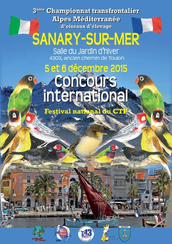concours transfrontalier ce week end