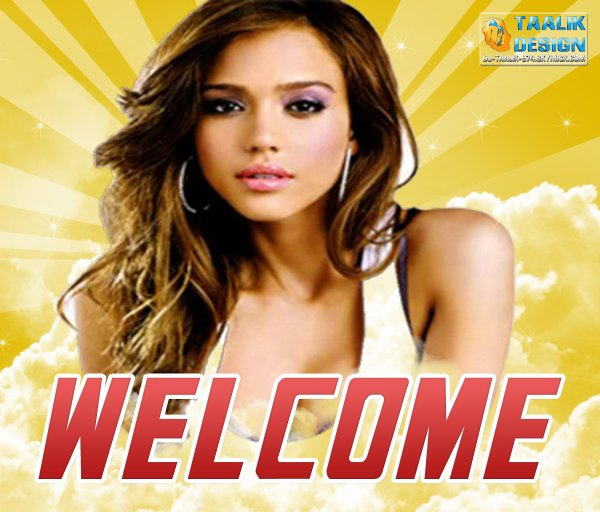Welcome � tous