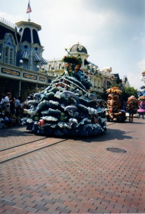 2ème journée à Disneyland