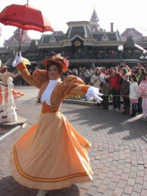 Disneyland 27 février 2009