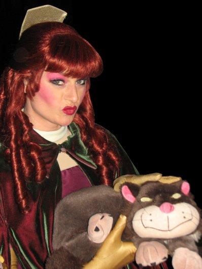 Disneyland 15 octobre 2010 - Anastasie et Lucifer