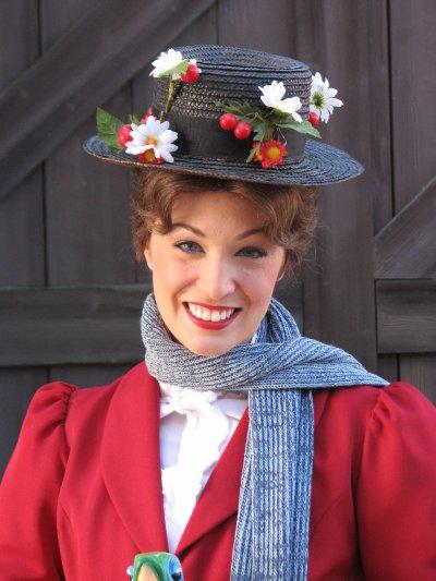 Disneyland 31 octobre 2010 - Mary Poppins