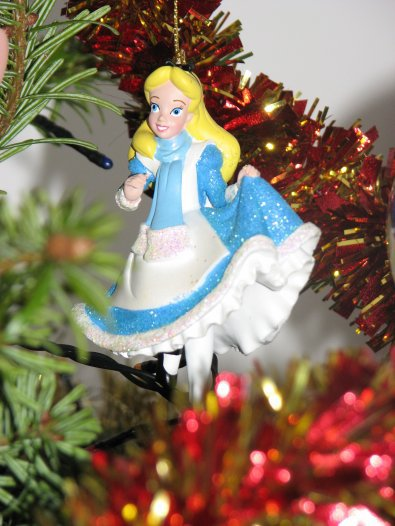 WDW - déco de Noël Dumbo