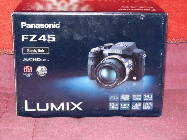 Cadeau de Noël parents - appareil photo