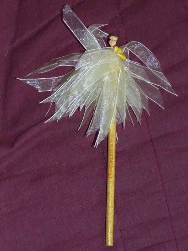 Cadeau de Noël belle maman - crayon Belle