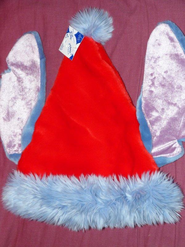 Cadeau de Noël Antoine - Pascal rouge