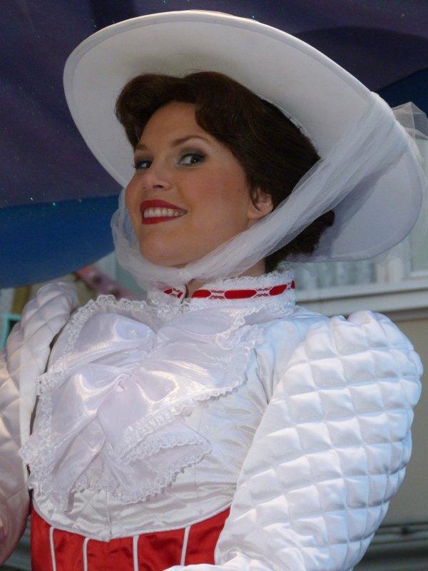 Disneyland 30 janvier 2011 - Mary Poppins