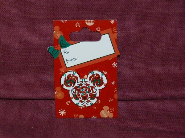 Disneyland 30 janvier 2011 - pin's Noel
