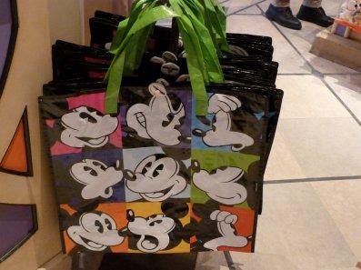 Disneyland 6 février 2011 - sac réutilisable