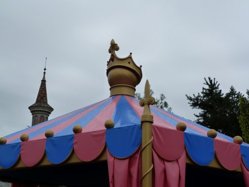 Disneyland 3 avril 2011 - Photolocation Princesses