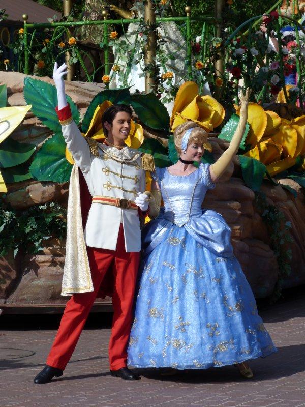 Disneyland 10 avril 2011 - DOUD