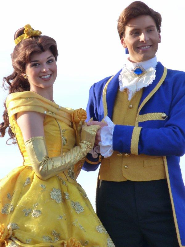 Disneyland 10 avril 2011 - célébration magique de Mickey