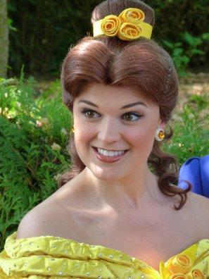 Disneyland 24 avril 2011 - Belle et Ariel