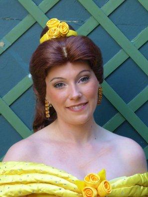 Disneyland 4 juillet 2011 - DOUD, Belle