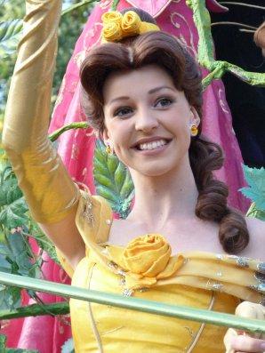 Disneyland 21 aout 2011 - Princesses