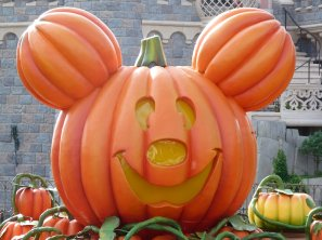 Disneyland 25 septembre 2011 - Halloween / Show