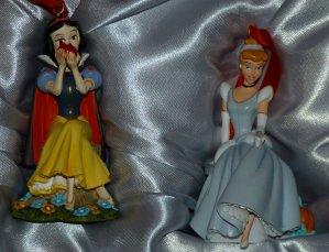 Disney Store - achats décos de Noël
