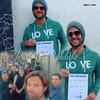 News de Juillet & Aout de Jared Padalecki on world-wide