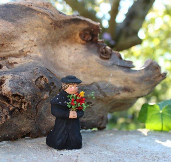 """CREATIONS 2016 """"Sidonie et ses pigeons . La veuve prieuse"""""""