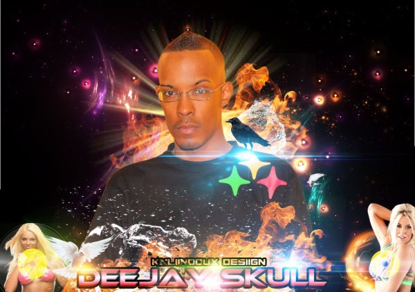 www.new-sound-974.skyblog.com / Dj 'Skùll Feat. Delta - Si Ou Ve Le [Vrs. Maxii] (2013)