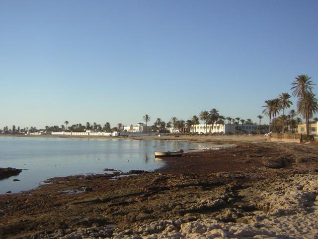 Zarzis, Sonia beach