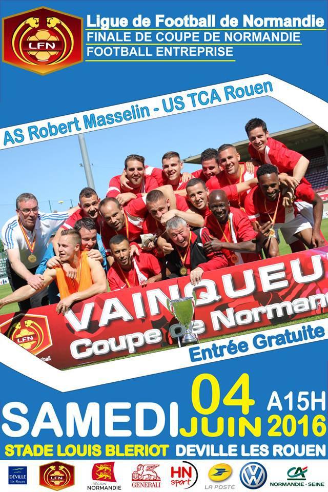 2016 - Coupe de Normandie - 2015/2016
