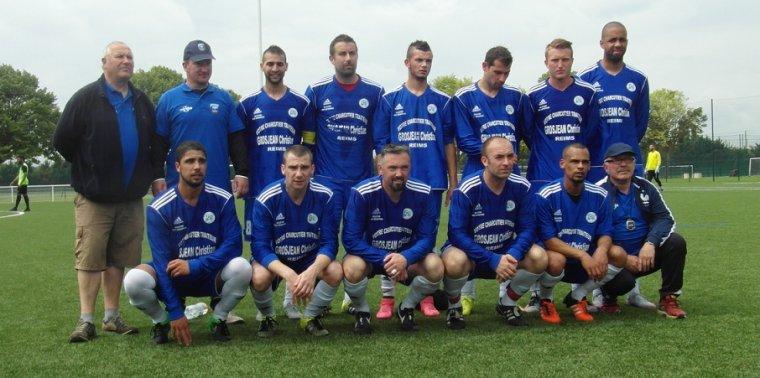 2016 - Tournoi de Reims : un exemple et une r�ussite pour le Football Entreprise