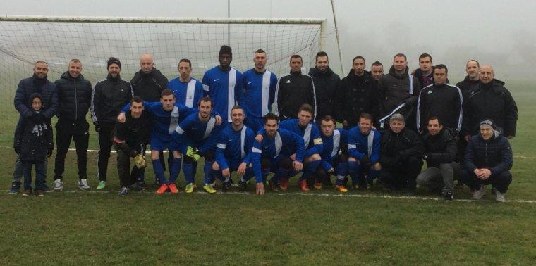 2016 - Matchs du Samedi 17 Décembre 2016