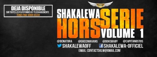 Shakalewa Hors S�rie Volume 1 Dance And Love / Olovina / Sexy Lady /Sambe Tsuka/ Dans Le Noir
